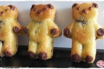 Biscuits oursons scénario jeu de rôles